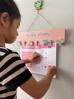 Free Printable: Reward Charts for Kids