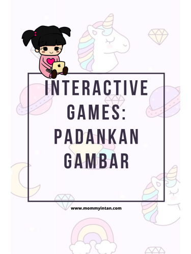 Interactive Games: Padankan Gambar dengan Perkataan yang Betul