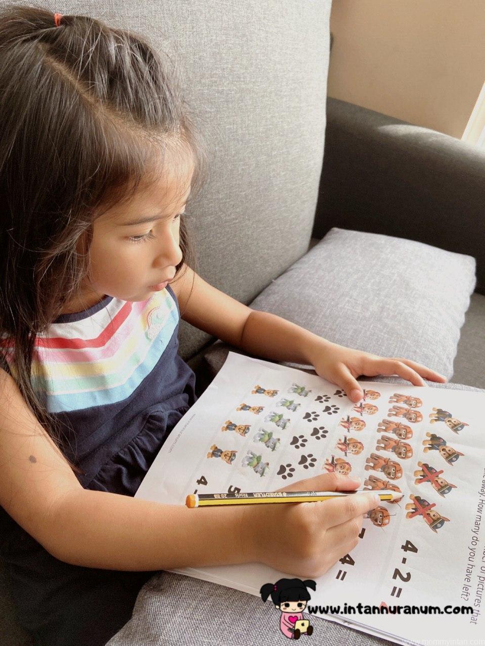 Homeschool: Subtraction (FREE Printable Worksheets)