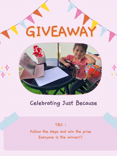 Giveaway Free Busy Book